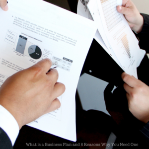 What is a Business Plan and 8 Reasons Why You Need One