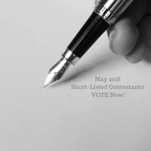 May 2018 Short-Listed Contestants – VOTE Now!