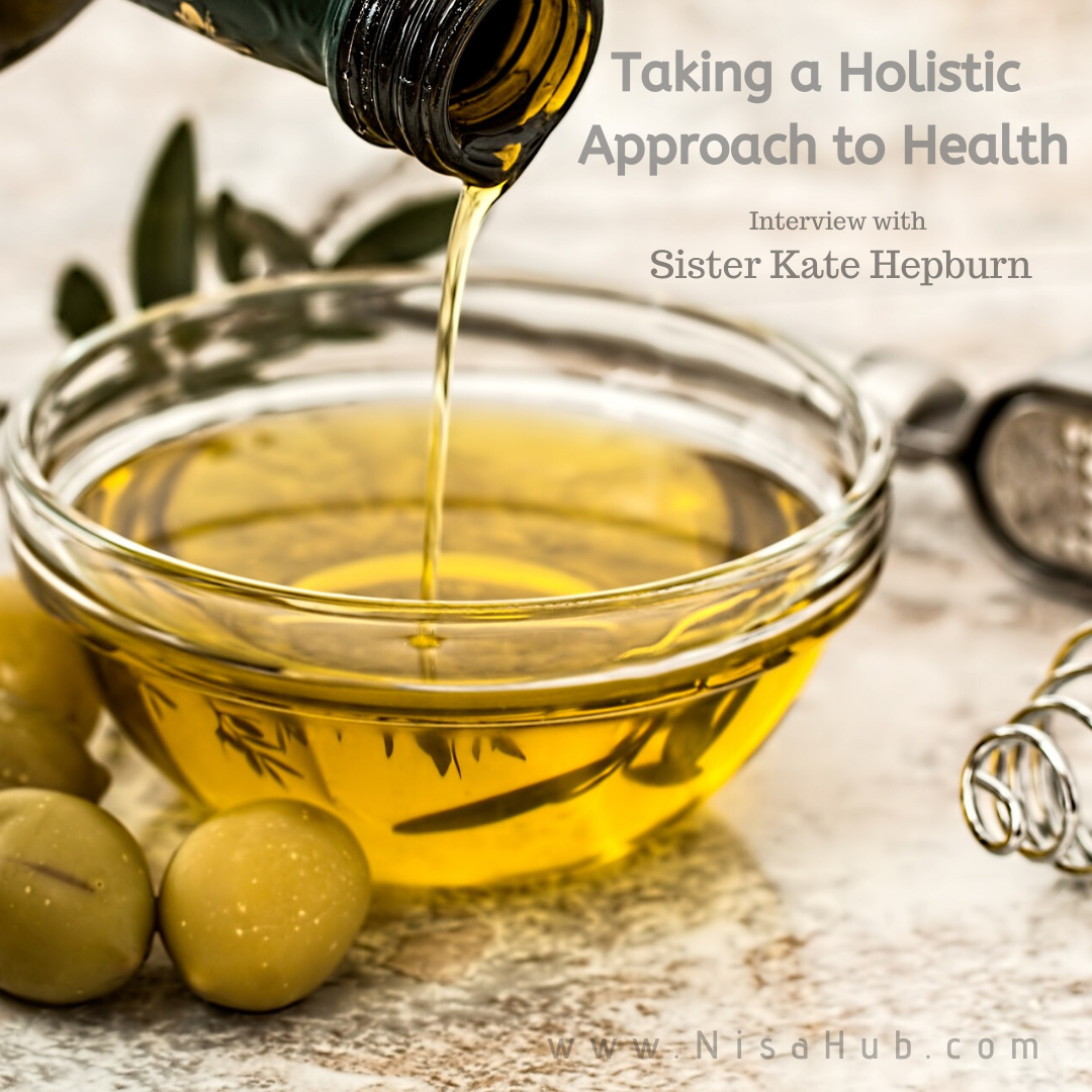 Taking a Holistic Approach to Health – Interview with Sister Kate Hepburn