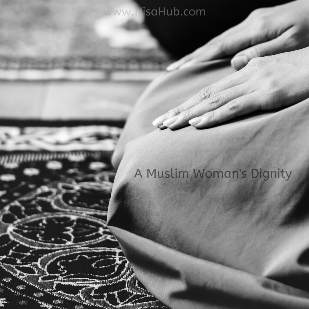 A Muslim Woman's Dignity