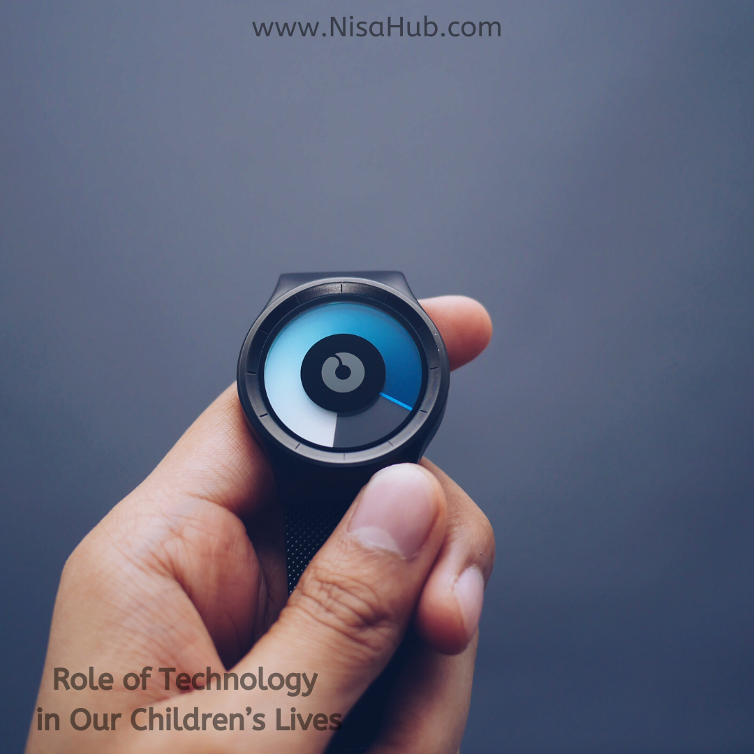 Role of Technology in Our Children's Lives